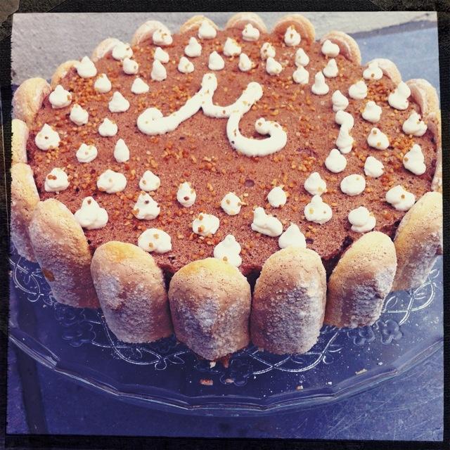 Cake chocomoussssssss