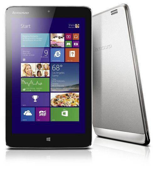 The Lenovo IdeaTab Miix2 8-inch 32/64GB Windows 8 Tablet is available in the USA and can be purchased online from Amazon. This is one of the best 8-inch Windows tablet for price under $300.