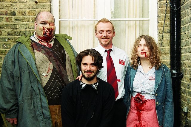 How 'Shaun of the Dead' Brought The Zombie Comedy Back From The Grave
