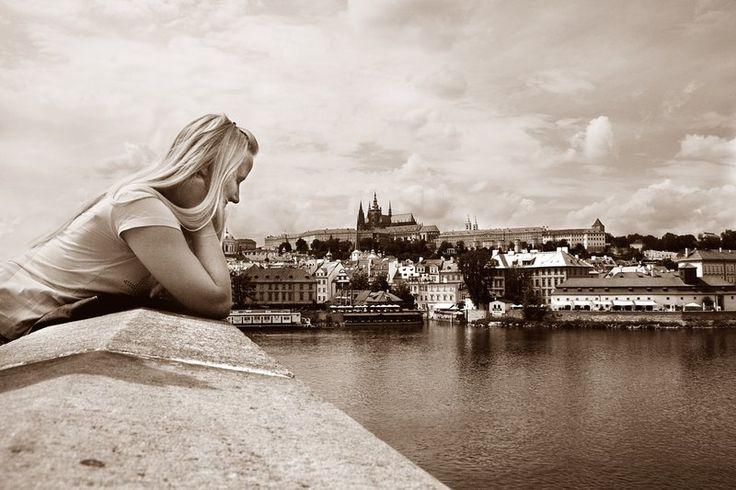 Prague by Lizl.deviantart.com on @DeviantArt