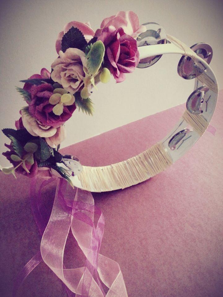 Siparişe Açıktır. #gelin #gelinçiçeği #düğün #tef #gelintefi #kınagecesi