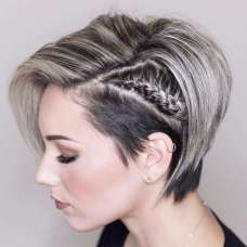 Short Hairstyle 2018 – 145