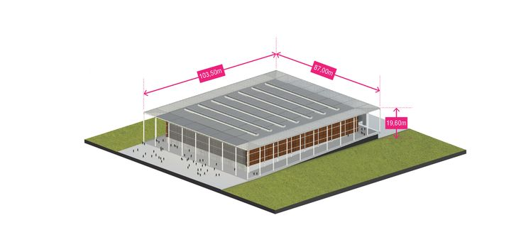 Galeria de Olimpíadas Rio 2016: Arena da Juventude / Vigliecca & Associados - 17