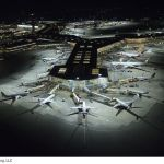 YVR Completes Largest Install of Apron LED Lighting System in Canada