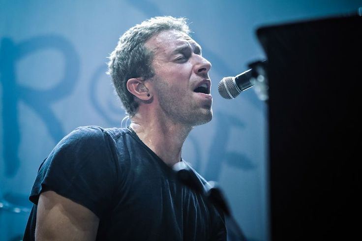 Coldplay Headline 'Under 1 Roof'
