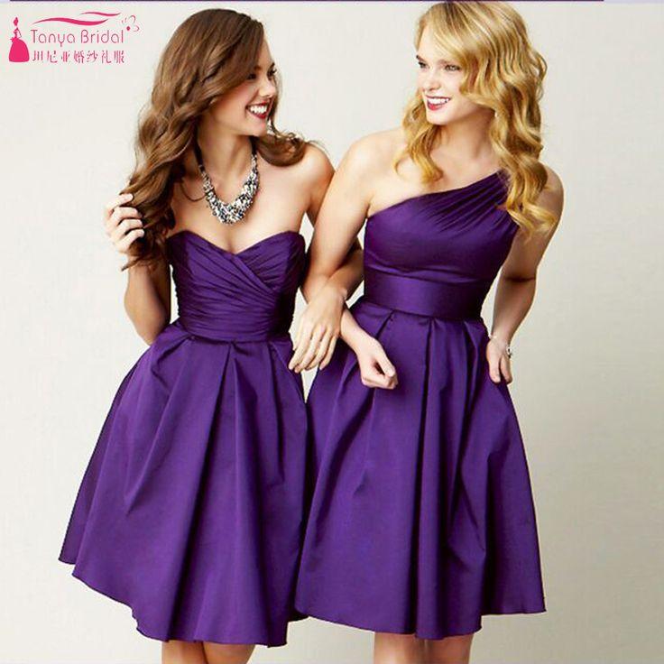 199 best Bridesmaid Dresses images on Pinterest   Wedding party ...
