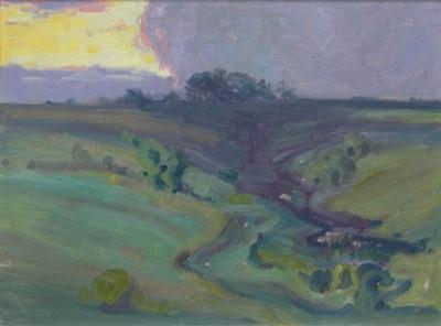 "Lionel Lemoine Fitzgerald – ""Sturgeon Creek"" 1918"