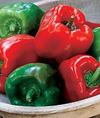 Peppers as perennials?  This year I may try to plant them in large containers then bring them in at the end of the season.: Red Peppers, Sweet Peppers, Sweet Red, Delicious Hybrid, Peppers Seeds, Hybrid Peppers, Growing Peppers, Red Delicious, Dreams Gardens