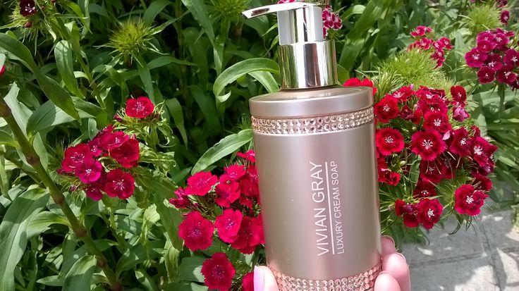 Vivian Gray hand soap