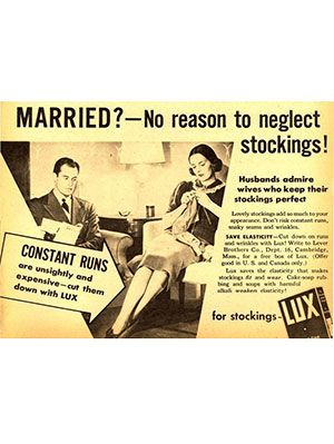 We've covered a lot of vintage weirdness here, like vintage vibrators and vintage puberty lessons, but it's been a while since we delved into some good ol' fashion vintage sexism. Yeah, as sexist as we still are as a society, the advertising world likes to at least keep the sexism a little more subtle. You … Read More