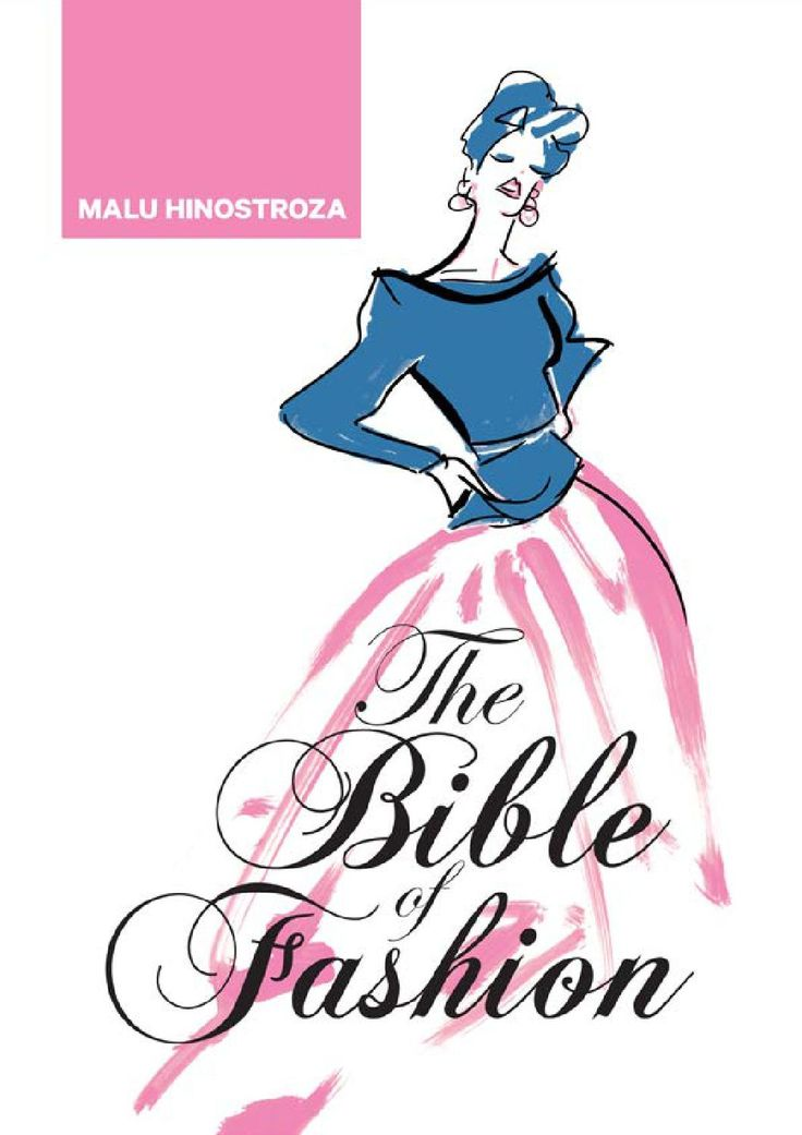 ISSUU Malu Hinostroza's The Bible of Fashion (PREVIEW)