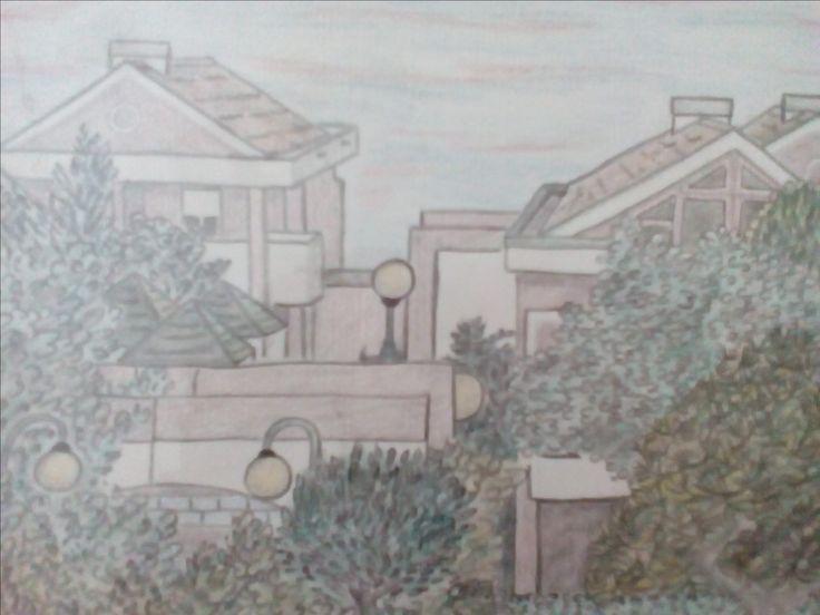 domky A4- progreso