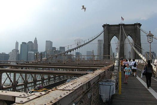 Brooklyn Bridge #Cheapflights2013