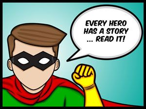Library Summer Reading Program Songs: Every Hero Has A Story 2015