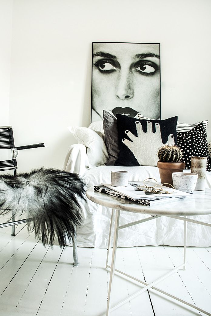 Vardagsrumsbord | marmor