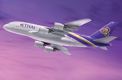 Thai Airways - International | Plan My Trip | Book Flights Online