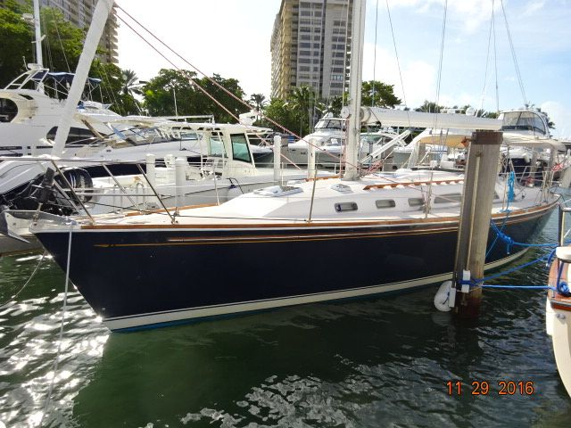 40 Sabre Sailboat for sale | Sailing Yachts | Fidelio | Curtis Stokes Yacht brokers