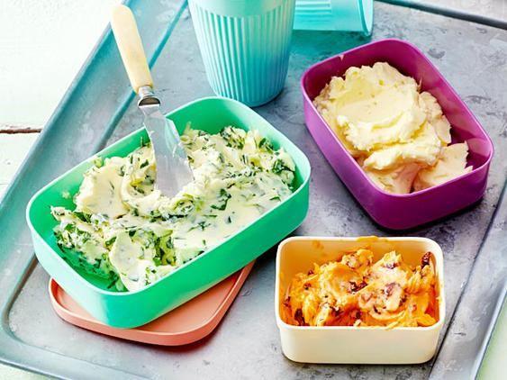 Grillbutter – 5 würzige Ideen zum Selbermachen | LECKER