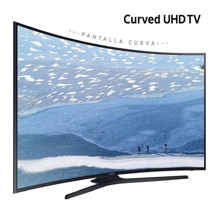 Compra tv samsung49 pulgadas curva 4k ultra hd smart tv led un49mu6300_00880608878056, al mejor precio | Walmart Tienda en Línea