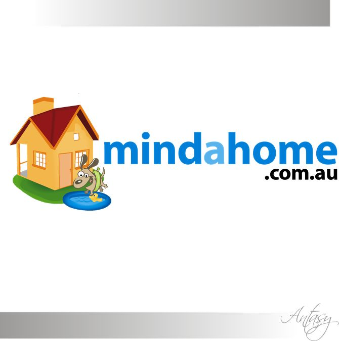 Logo Design for New House Sitting/Home Exchange site by BHH Creative