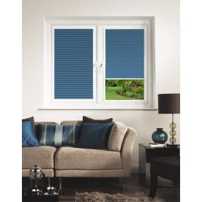 Hive Blackout Denim Perfect Fit Pleated Blind