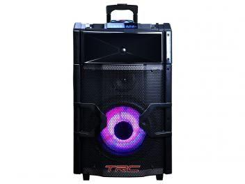 Caixa de Som TRC DJ3000 - 300W Bluetooth USB