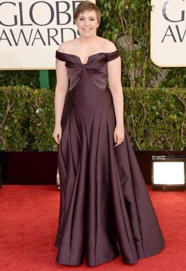 Lena Dunham - Can someone half my age be my idol? Yup.