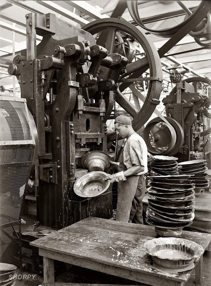 Philadelphia 1925 what factories looked like