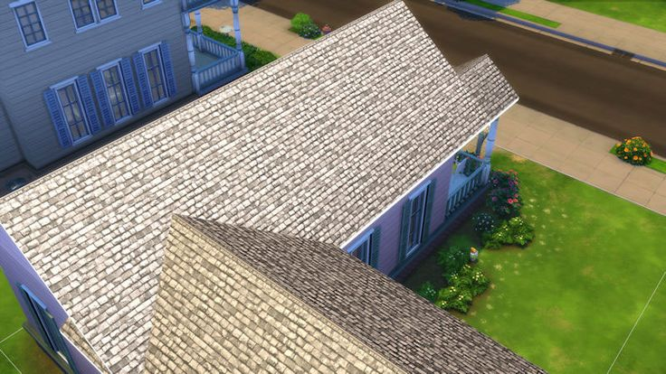 The Sims 4: Roofs