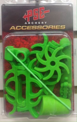 Other Archery Accessories 181306: New Pse Archery Green Colored Dampner Kit For Pse Bow -> BUY IT NOW ONLY: $49.99 on eBay!