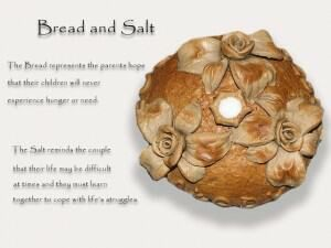 Bread Salt Polish Wedding Tradition Traditions Pinterest