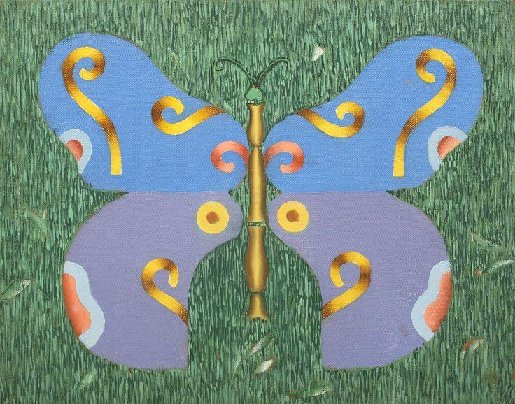 Lot 5, Mihai Rusu - Butterfly