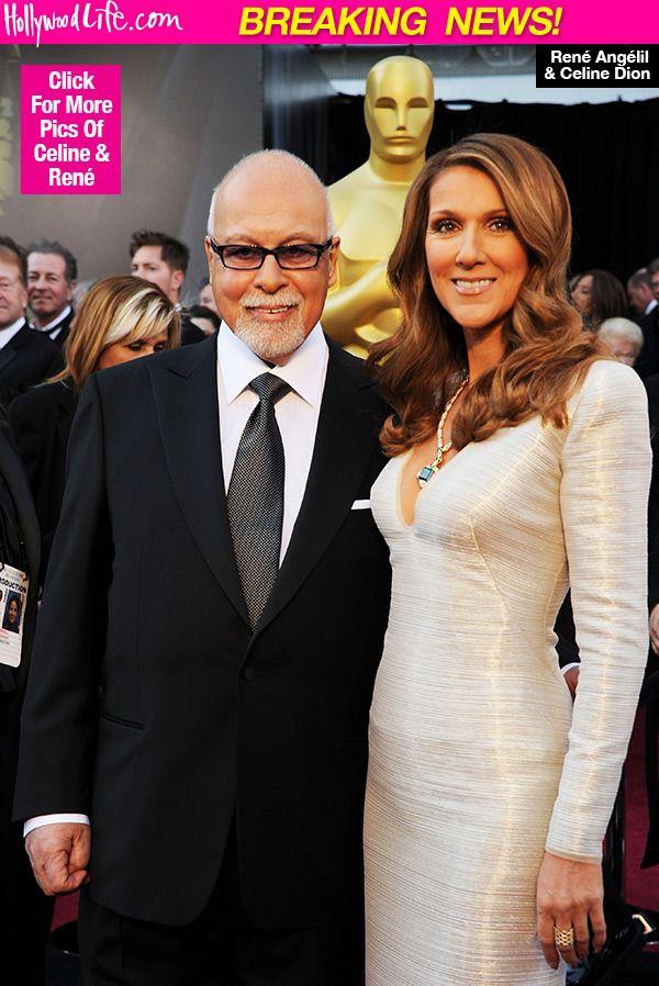 Rene Angelil Dead: Celine Dion's Husband & Former Manager Dies At73