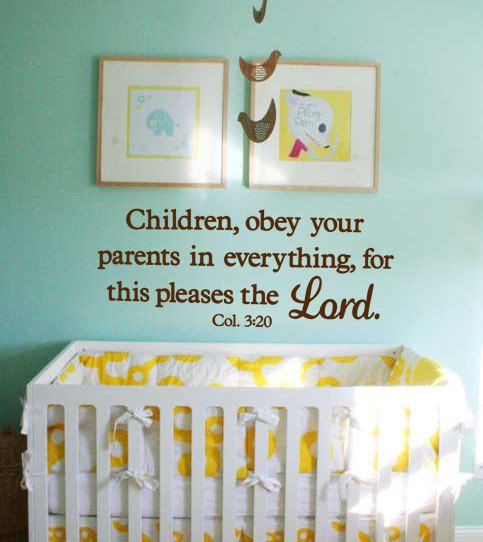 Wall Decor For Church Nursery : Best images about church nursery paintings on