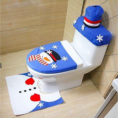 Nice zuf llige Art frohe Weihnachten und gl ckliches neues Jahr bestes Weihnachtsgeschenk u Weihnachtsdekoration Bad Toilettensitz Teppich