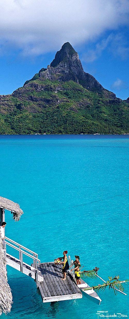 InterContinental Bora Bora Resort & Thalasso Spa — Très Haute Diva
