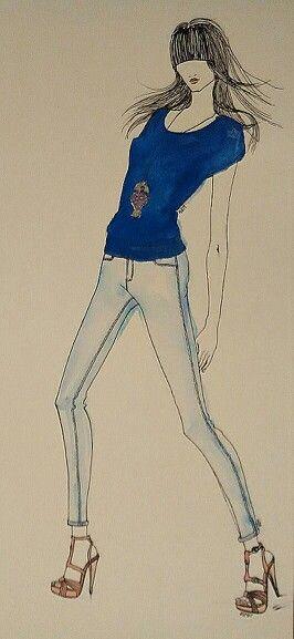 Womens illustration