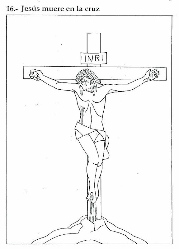 109 best Crucifixion images on Pinterest | Escuela dominical ...