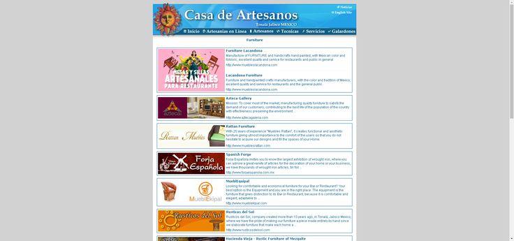 -: - Casa de Artesanos -: - Tonala Jalisco MEXICO