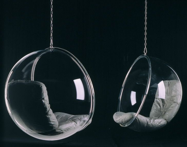 the classic bubble chair