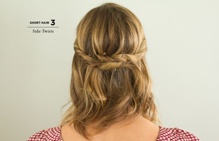 65 easy quick hair styles 93