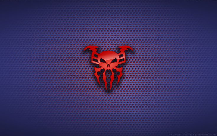 Cool Spiderman 2099 Wallpaper: Spider-Man 2099 Logo By Kalangozilla