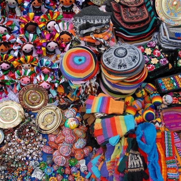 Conheça o mapa das compras na Cidade do México