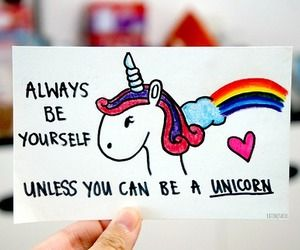 unicorn   via Tumblr