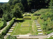 Flossenbürg concentration camp - Flossenburg, Germany