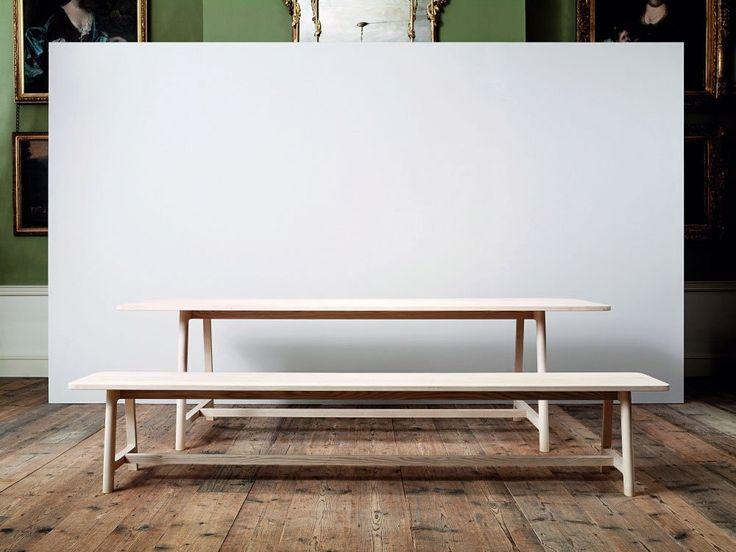 Frame Table Matbord | Wrong for HAY | Länna Möbler | Handla online
