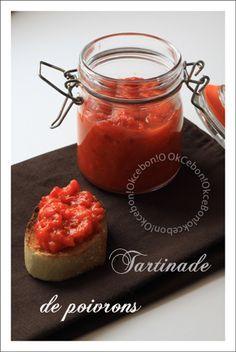 Voici une recette simplissime et toujours appréciée, à moins de ne pas aimer le poivrons. Pour moi ce genre de tartinade me fait voyager en quelques minutes. Ingrédients pour 2 petits bocaux: 3 poivrons rouges 2 cuillères à soupe d'huile d'olive sel et...