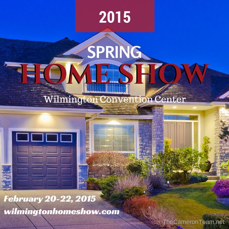 Are you working on renovating or decorating your home? Check out the Spring Home Show at the Wilmington Convention Center this weekend and make sure you ask vendors for their show discount!   #wilmingtonnc #homeshow #renovating #homedecorating