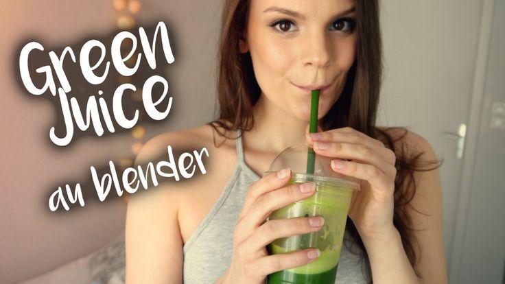 Green Juice sans centrifugeuse   + CONCOURS KITCHENAID avec Showroompriv...
