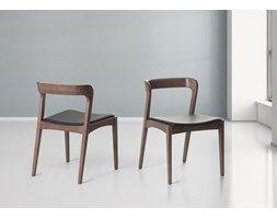 Krzesło brązowe - do jadalni - do kuchni - drewniane - ASTORIA